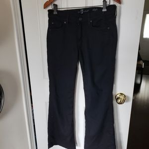 7 for all Mankind stretchy pants